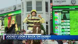 Country House's jockey looks back on Kentucky Derby [Video]