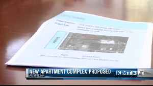 New apartment complex proposed in Austin [Video]