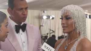 Jennifer Lopez on Her Most Extravagant Fashion Moment [Video]