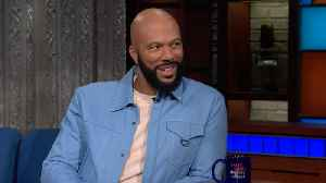 Common Gets Love Advice From Michelle Obama [Video]