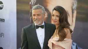 George Clooney celebrating Brunei's reversal on death sentence for gay men and women [Video]