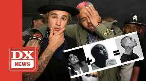 Justin Bieber Says Chris Brown Is A Mix Of Michael Jackson And Tupac Shakur [Video]