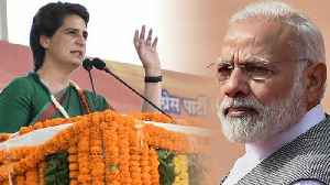 Modi is arrogant like Duryodhana, says Priyanka Vadra | Oneindia News [Video]