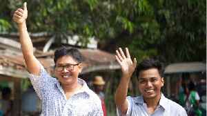 Reuters Journalists Freed From Myanmar Prison After 500 Days [Video]