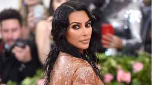Kim Kardashian West Wore A New KKW Beauty Lip Product to the 2019 Met Gala [Video]