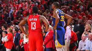 d350620c19fc 2019 NBA Playoffs  Has James Harden s Stellar Play Changed His Legacy    Video