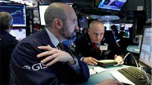 Equity Markets Fall Around The World [Video]