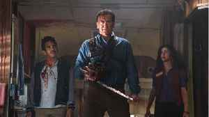 Bruce Campbell: Something 'Evil Dead' Coming [Video]