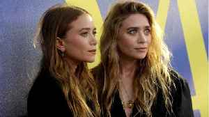 Mary-Kate & Ashley Olsen Wore Matching Dresses At Met Gala [Video]