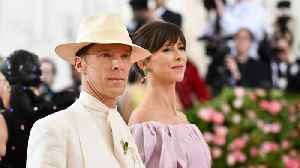 Benedict Cumberbatch''s Met Gala Outfit Gets A Lot Of Attention [Video]