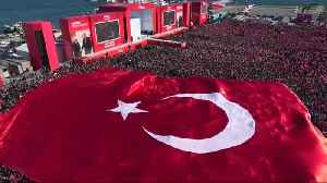 Turkey to re-run Istanbul election lost by Erdogan's AK Party [Video]