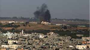 Israelis living near Gaza border angry about ceasefire [Video]
