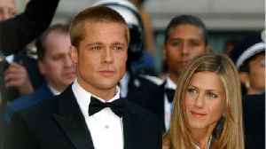 Brad Pitt Responds To Question About Reuniting With Jennifer Aniston [Video]
