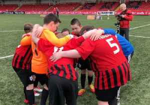 Soccer Players With Down Syndrome Dominate Tournament in Derry, Northern Ireland [Video]