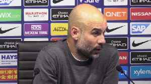 News video: Kompany is an incredible human being, says Guardiola