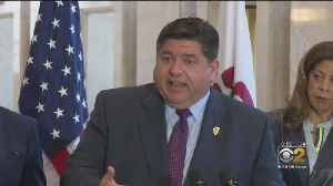 Pritzker Pushes For Recreational Pot Legalization Plan By The End Of The Month [Video]