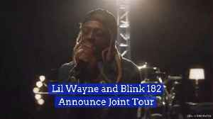 Lil Wayne And Blink 182 Are Teaming Up For A New Tour [Video]