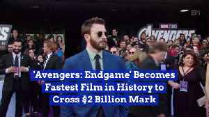 Avengers: Endgame Earns 2 Billion Dollars In Less Than A Month [Video]
