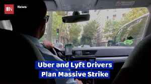Uber And Lyft Face Dilemma Over Driver Strike [Video]