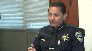 Interview: BART Police Chief Rojas On His Retirement [Video]