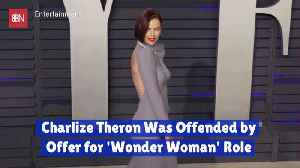 Charlize Theron And Her Casting Experience With Wonder Woman [Video]