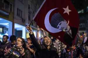 Protests in Istanbul over election re-run [Video]