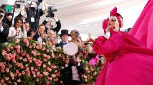 """Lady Gaga Steals The Show As Celebs Get """"Camp"""" At the Met Gala [Video]"""