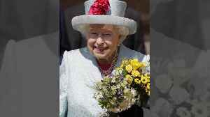Queen Elizabeth 'delighted' about new great-grandson [Video]