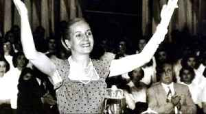 Argentina remembers former first lady Eva Peron [Video]