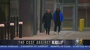 R. Kelly Due Back In Court In Sex Abuse Case [Video]