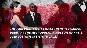 Jamie Foxx and Katie Holmes make couple debut at Met Gala [Video]