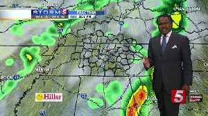 Lelan's morning forecast: Tuesday, May 7, 2019 [Video]