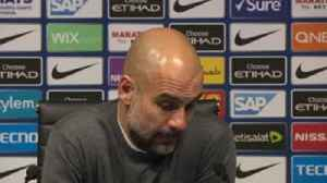 Pep: The pressure's on us not Liverpool [Video]