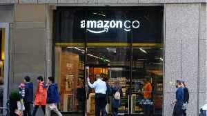 Amazon Opens Cashierless Store In NYC [Video]