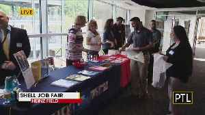 Job Fair For Vets & Active Duty Military, Part 1 [Video]