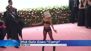 The Top Looks From Met Gala's 'Camp' Theme [Video]