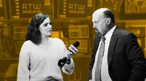 Jim Cramer's Breaking Down EA, Lyft, Anadarko and Markets [Video]