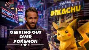 How Ryan Reynolds' daughter convinced him to do Pikachu [Video]