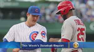 Baseball Report: Cubs Challenging In NL Central [Video]