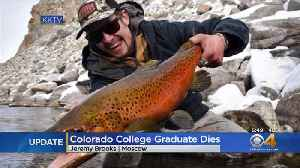 Colorado College Graduate Killed In Plane Fire [Video]