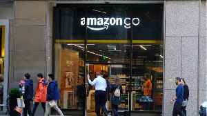 Amazon Opens Go Store In NYC That Accepts Cash [Video]