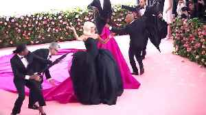 WEB EXTRA: Met Gala 2019 [Video]