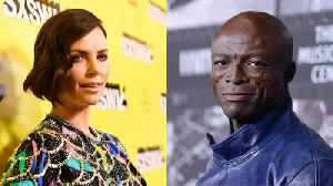 Seal smitten with Charlize Theron [Video]