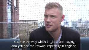 Andrew Flintoff: Cricket is becoming 'rock and roll' [Video]