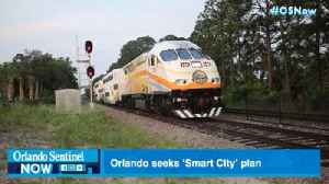 News video: Orlando seeks consultant for 'Smart City' plan to determine city's tech future