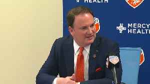 FC Cincinnati press conference on replacing Alan Koch [Video]