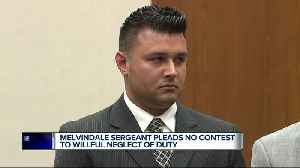 Former Melvindale Chief alleges Police Sgt. Matthew Furman 'engaged in repeated acts of police brutality' [Video]