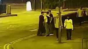 CCTV footage shows one-punch attack on 19-year-old man [Video]