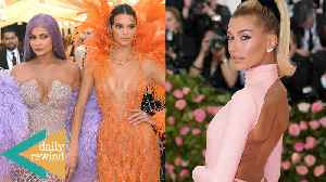 Kylie and Kendall Jenner ROASTED For Met Gala Looks! Hailey Bieber Attends Alone! | DR [Video]