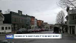 Akron chosen for 'A Quiet Place 2' [Video]